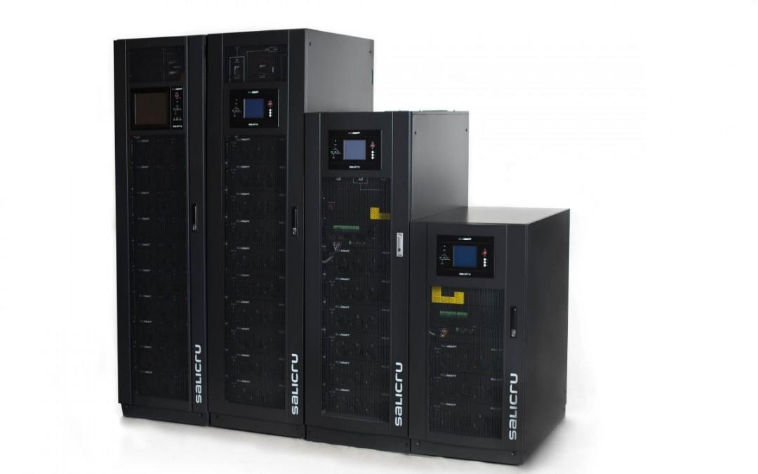 Salicru presenta sus soluciones modulares en SAIs para aumentar la eficiencia y seguridad eléctrica en CPD's