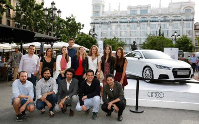 Tercera edición del premio Audi Innovative Design Talent