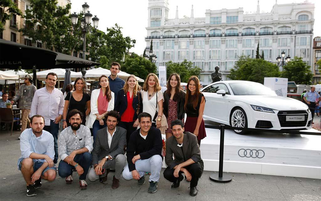 Tercera edición del premio Audi Innovative Design Talent