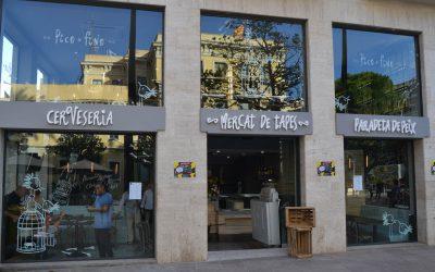 Pico Fino, el mercado de las tapas con personalidad propia