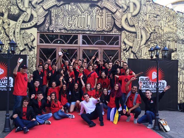 Más de 350 equipos se han inscrito en la 2ª edición del Audi Creativity Challenge