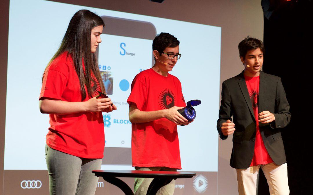 Elegidos los 10 equipos finalistas de la segunda edición del Audi Creativity Challenge