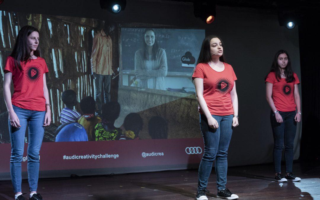 Se inicia la cuarta edición del Audi Creativity Challenge