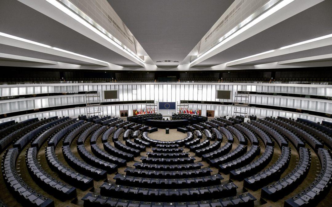 El Parlamento Europeo aprueba la modificación de la Ley de Derechos de Autor