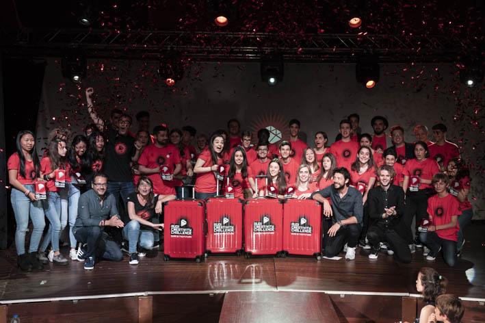 Un proyecto para universalizar la educación gana la 3ª edición del Audi Creativity Challenge