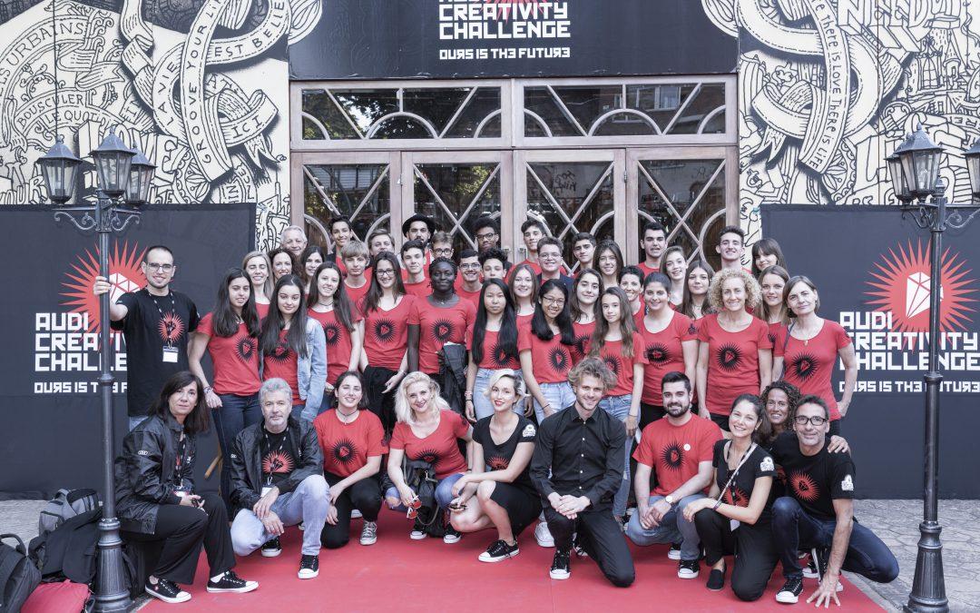 Audi Creativity Challenge elige los 10 equipos finalistas de su cuarta edición