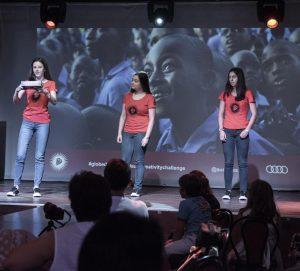 Presentación del equipo ganador de la 3
