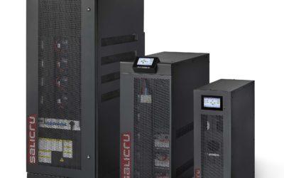 Salicru lanza la serie SLC CUBE4, un Sistema de Alimentación Ininterrumpida con IOT