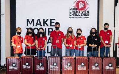 Audi Creativity Challenge elige los equipos ganadores de sus dos últimas ediciones